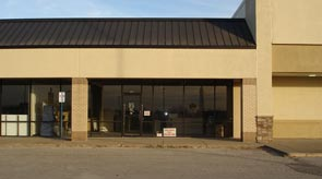Raytown Crossing Shopping Center space for lease