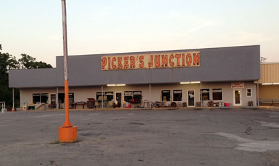 Eldon Shopping Center - Pickers Junction